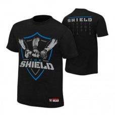 "Футболка The Shield ""Shield United"", футболка рестлеров Щит ""Shield United"""